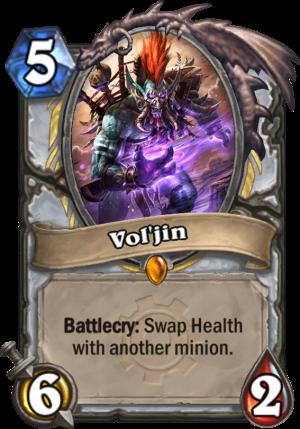 Vol'jin Card