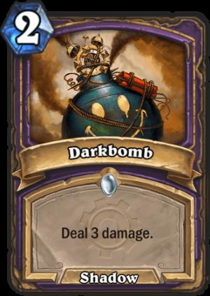 Darkbomb Card