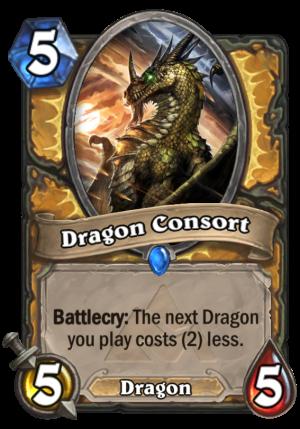 Dragon Consort Card