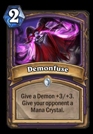 Demonfuse Card