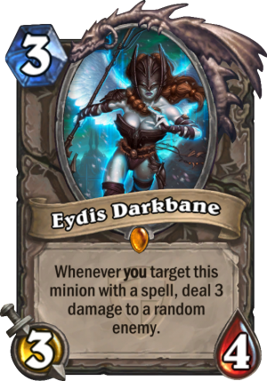 Eydis Darkbane Card