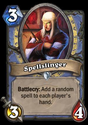 Spellslinger Card