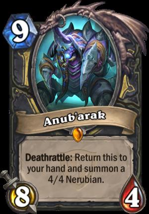 Anub'arak Card