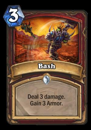 Bash Card