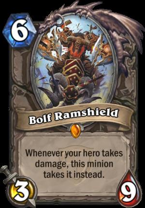 Bolf Ramshield Card