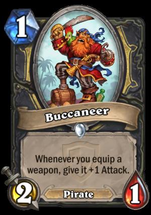 Buccaneer Card