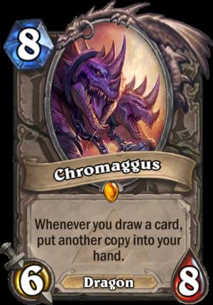 Chromaggus Card