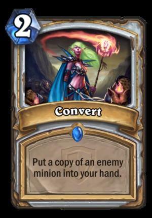 Convert Card