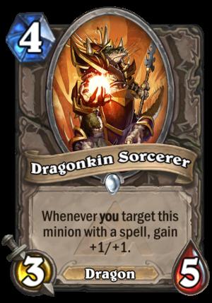 Dragonkin Sorcerer Card