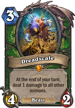Dreadscale Card