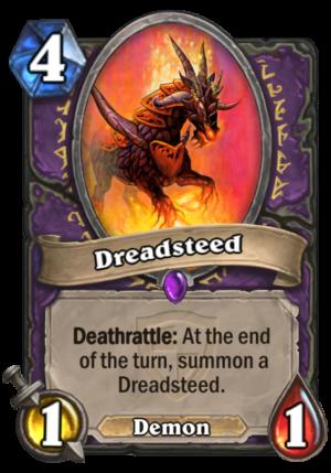 Dreadsteed Card