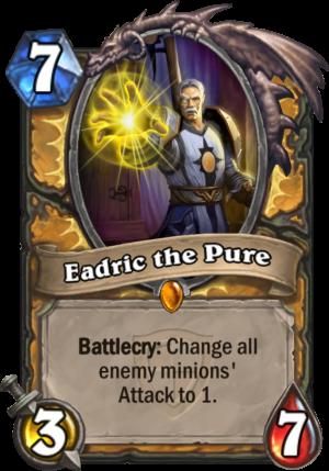 Eadric the Pure Card