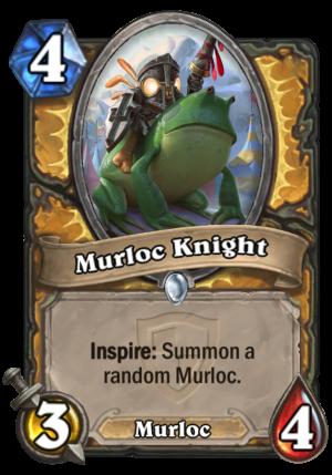 Murloc Knight Card