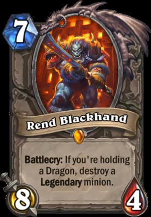 Rend Blackhand Card