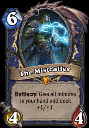 The Mistcaller Card
