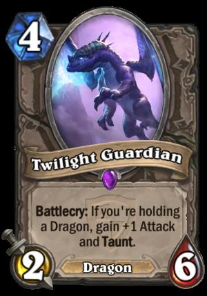 Twilight Guardian Card