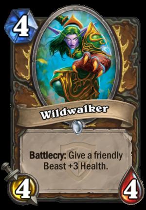 Wildwalker Card