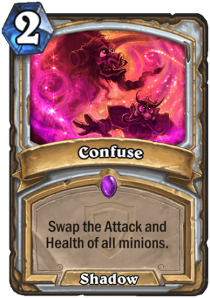 Confuse Card