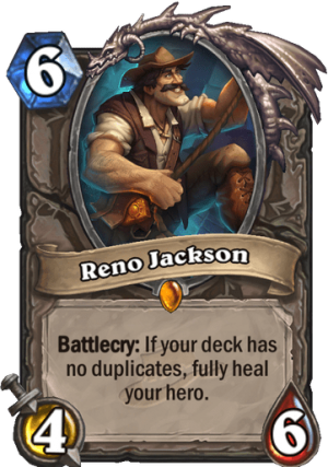 Reno Jackson Card