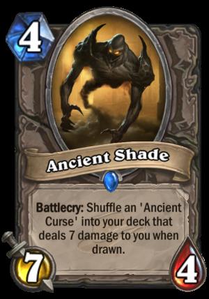 Ancient Shade Card
