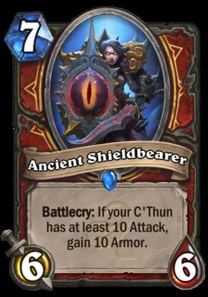Ancient Shieldbearer Card