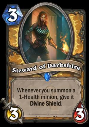 Steward of Darkshire Card