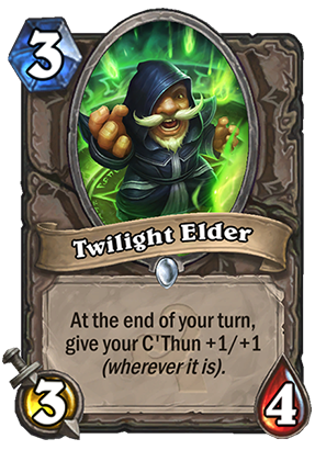 Twilight Elder Card