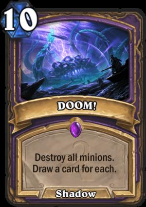 DOOM! Card