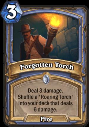 Forgotten Torch Card