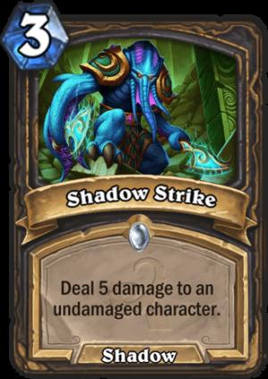 Shadow Strike Card