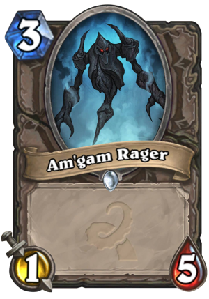 Am'gam Rager Card