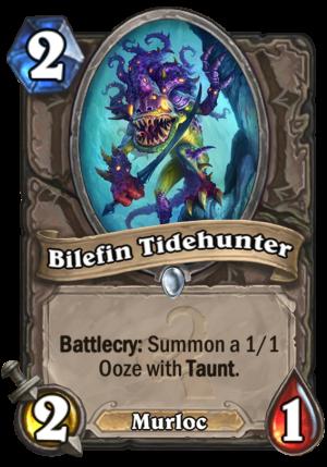 Bilefin Tidehunter Card