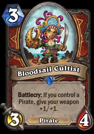 Bloodsail Cultist Card