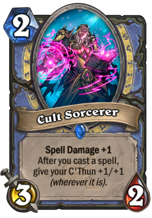 Cult Sorcerer Card