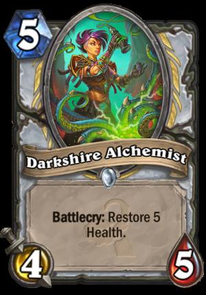 Darkshire Alchemist Card