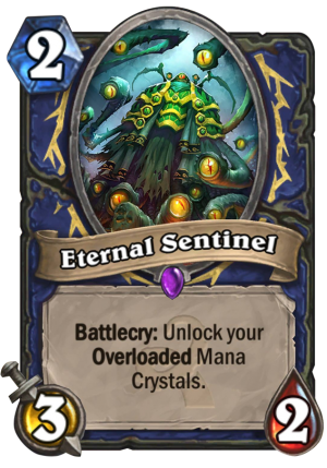Eternal Sentinel Card