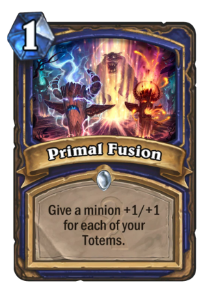 Primal Fusion Card