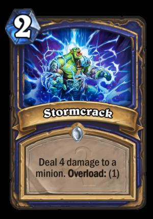 Stormcrack Card