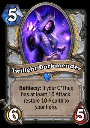 Twilight Darkmender Card