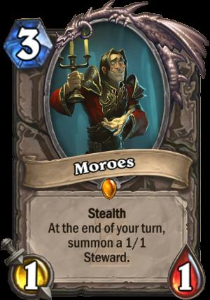 Moroes Card