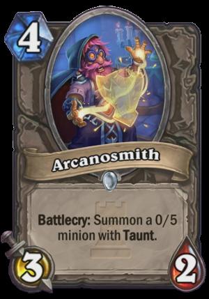 Arcanosmith Card