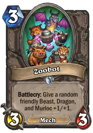 Zoobot Card