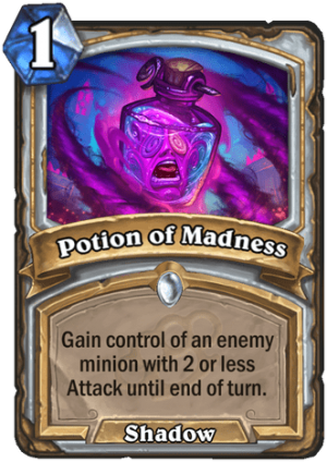 Potion of Madness Card