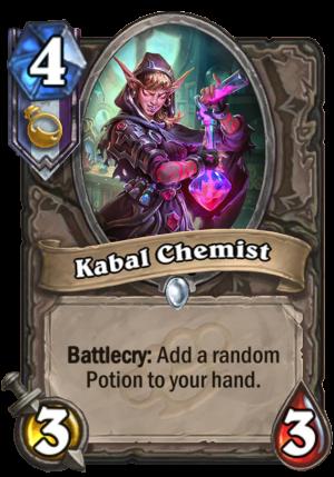 Kabal Chemist Card