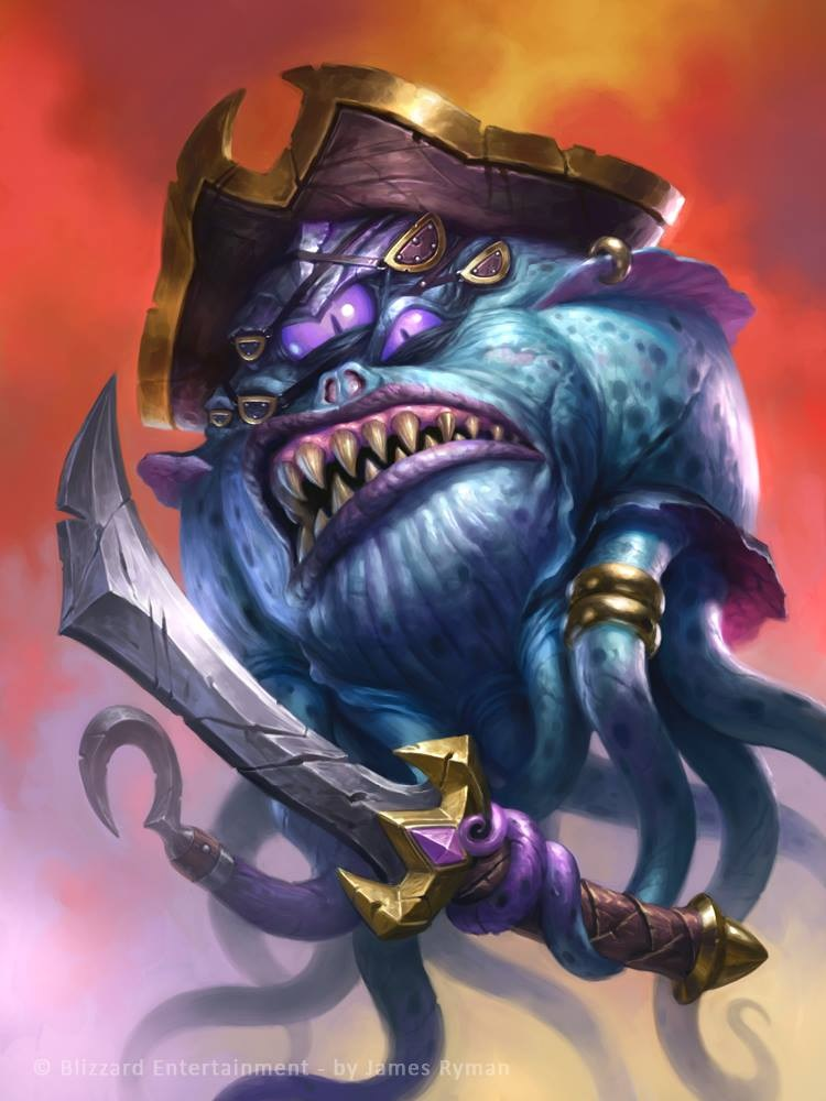 Patches the Pirate Full Art