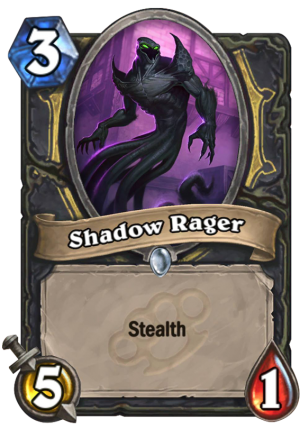 Shadow Rager Card