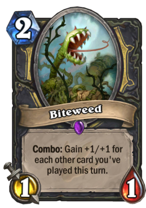 Biteweed Card