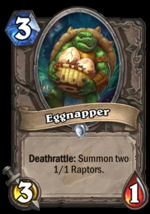 Eggnapper Card