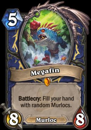 Megafin Card