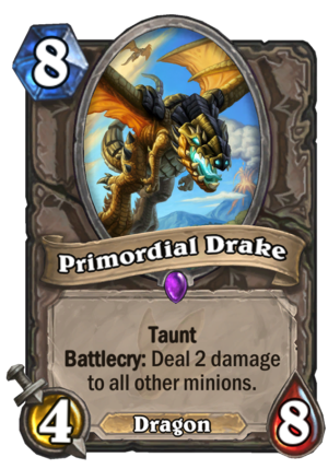 Primordial Drake Card